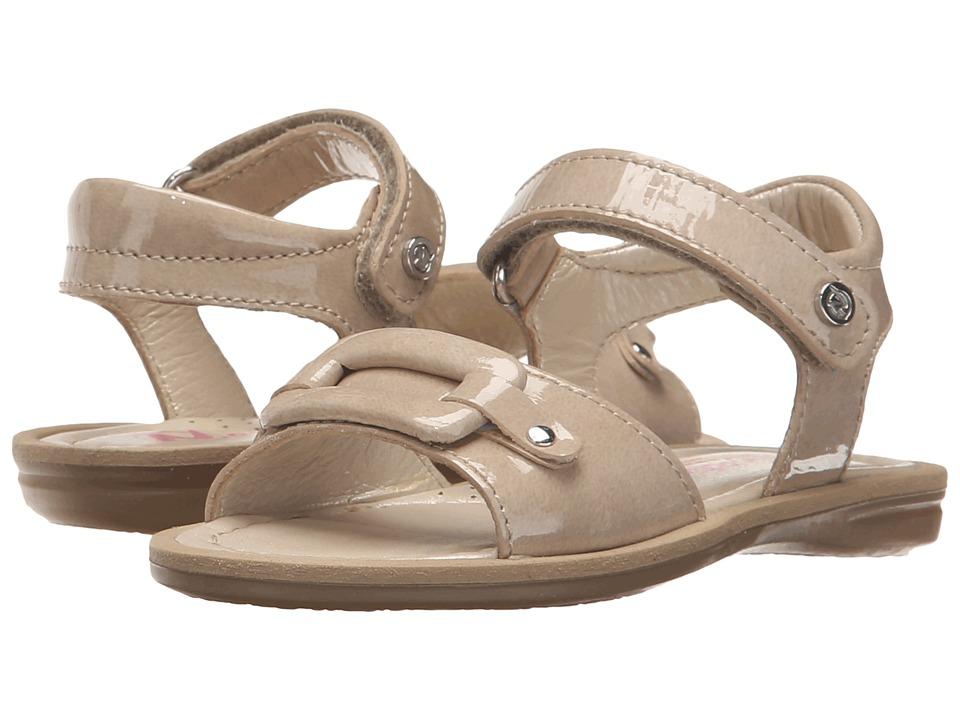 Naturino Nat. 3935 SS16 Toddler/Little Kid/Big Kid Beige Girls Shoes