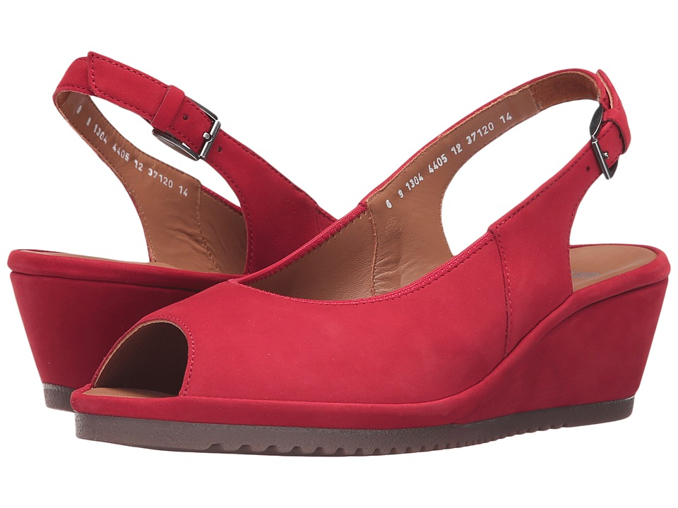 ara Colleen (Red Nubuck) Women