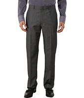 Perry Ellis - Micro Twill Heather Flat Front Pants