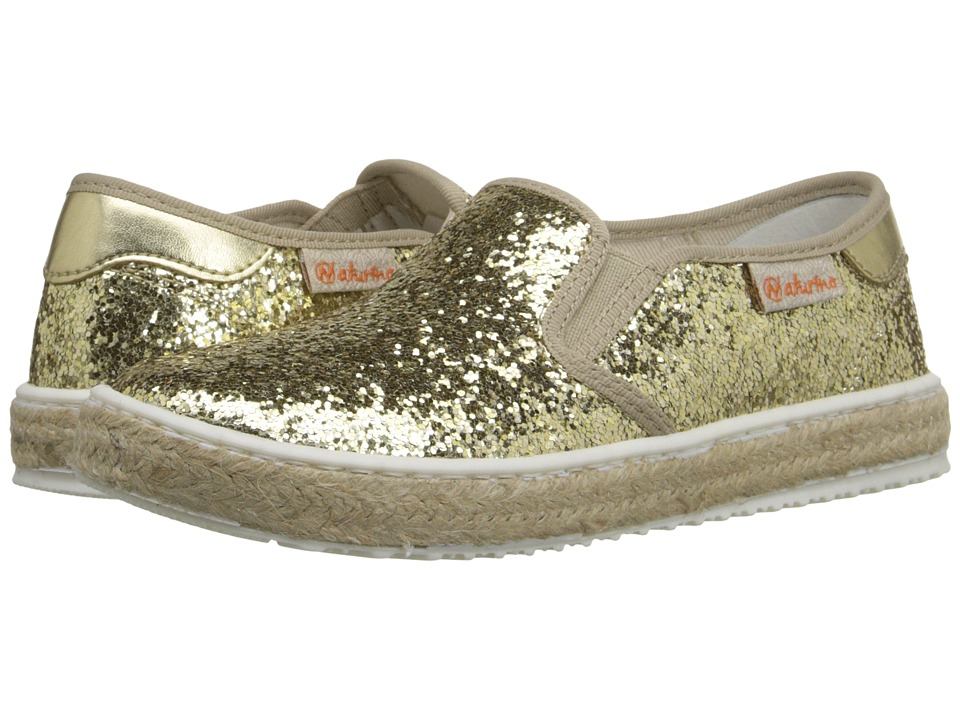 Naturino Nat. 8089 SS16 Toddler/Little Kid/Big Kid Gold Girls Shoes