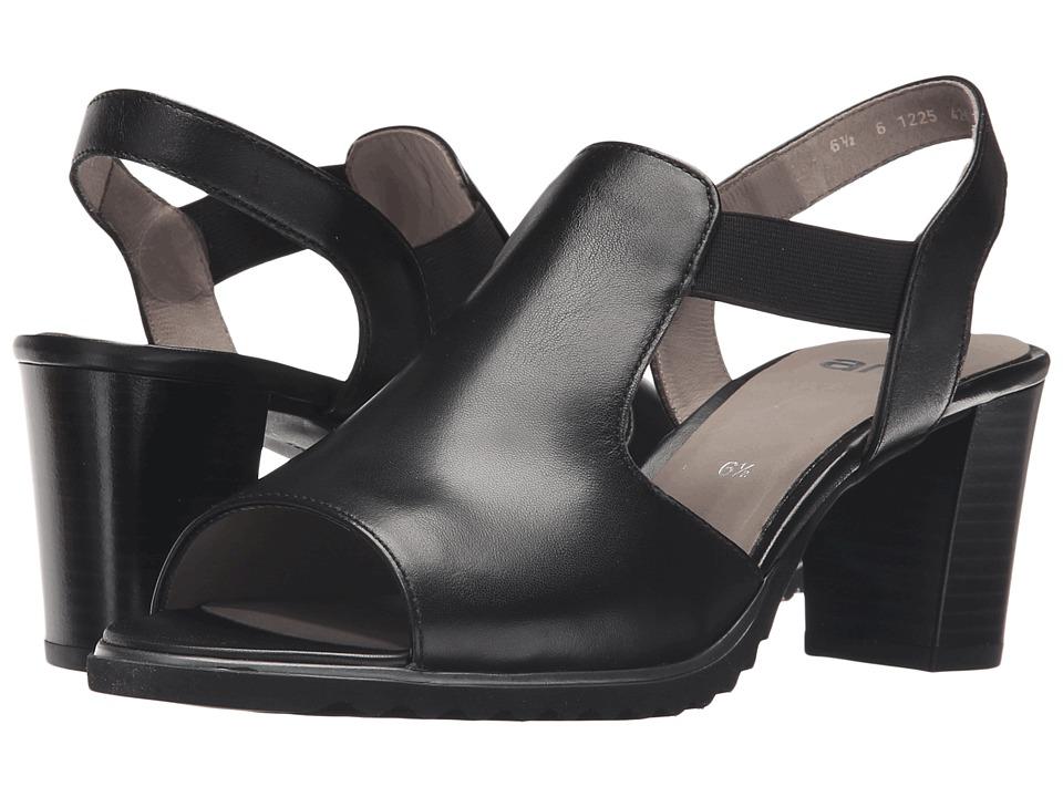 ara Gillian (Black Nappa) High Heels