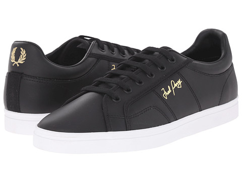 Fred Perry Sidespin Leather