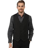 Perry Ellis - Tonal Mini Check Suit Vest