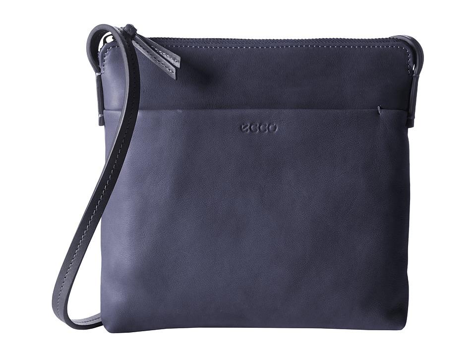 ECCO - Handa Crossbody (Sapphire) Cross Body Handbags