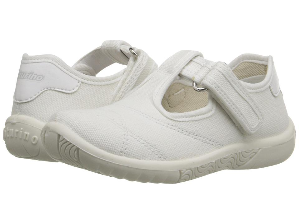 Naturino Nat. 7742 SS16 Toddler/Little Kid White Girls Shoes