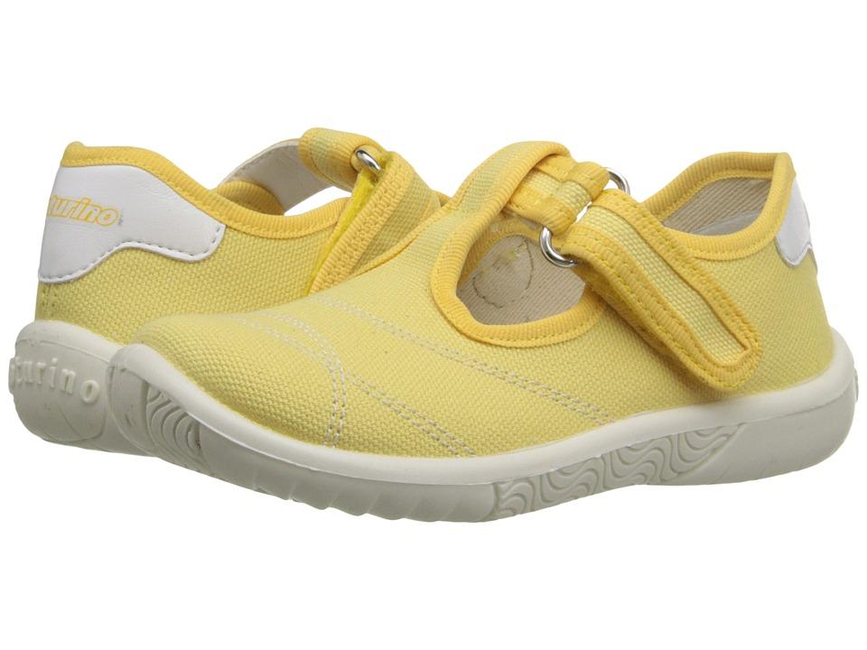 Naturino Nat. 7742 SS16 Toddler/Little Kid Yellow Girls Shoes