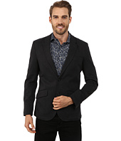Perry Ellis - Slim Fit Ponte Knit Jacket