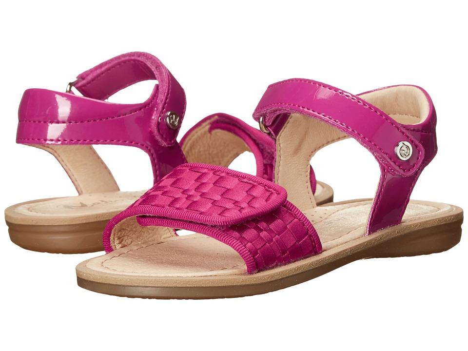 Naturino Nat. 3957 USA SS16 Toddler/Little Kid/Big Kid Fuchsia Girls Shoes