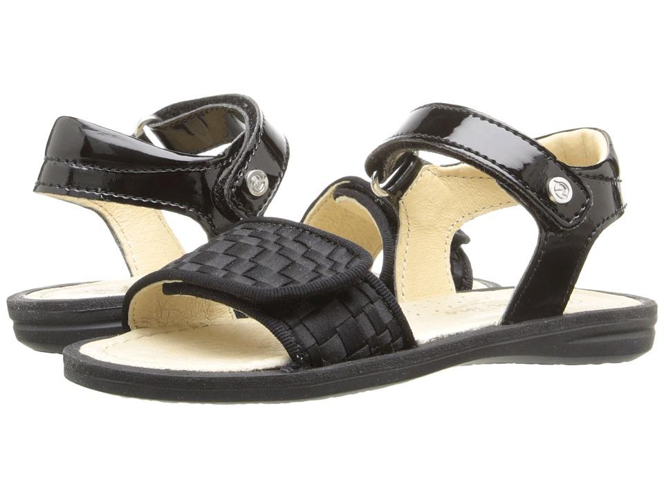 Naturino Nat. 3957 USA SS16 Toddler/Little Kid/Big Kid Black Girls Shoes