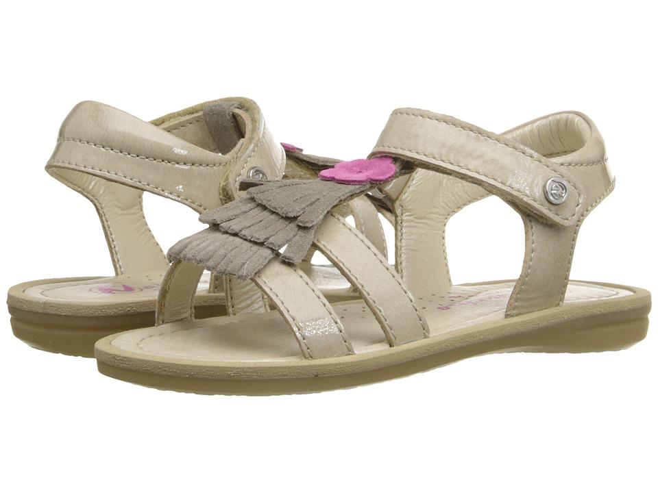 Naturino Nat. 3939 SS16 Toddler/Little Kid/Big Kid Beige Girls Shoes