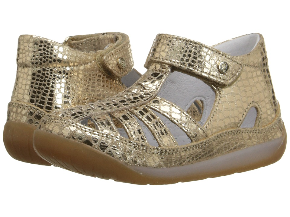 Naturino Falcotto 1454 SS16 Toddler Gold Girls Shoes