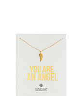Dogeared - You Are an Angel Single Wing Necklace