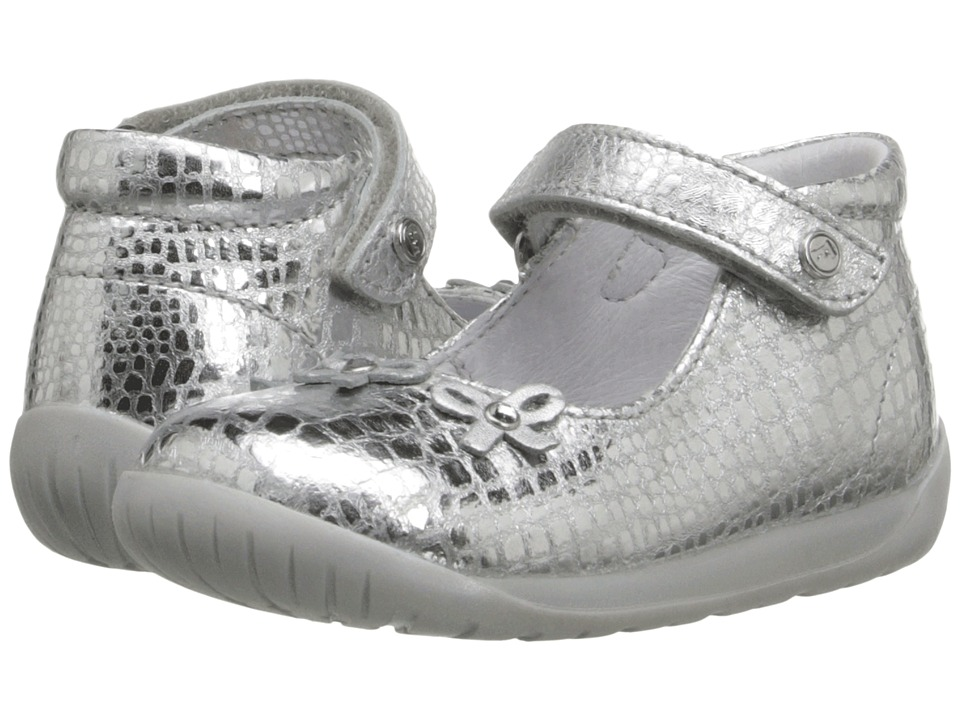 Naturino Falcotto 1458 SS16 Toddler Silver Girls Shoes