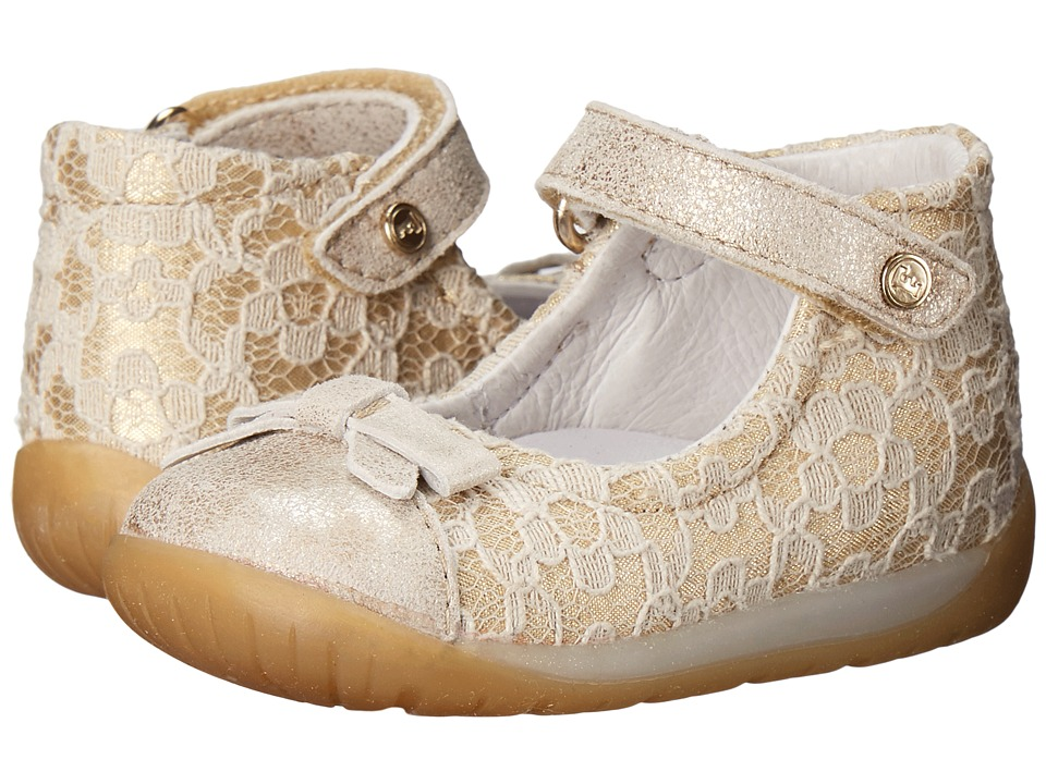 Naturino Falcotto 1456 SS16 Toddler Gold Girls Shoes