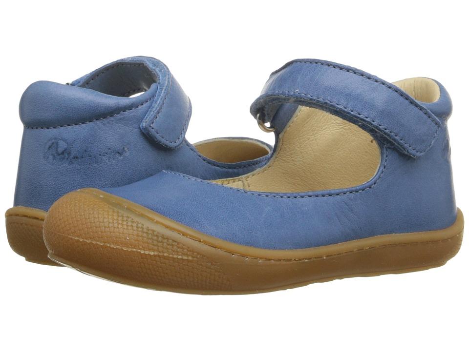 Naturino Nat. 3994 SS16 Toddler Blue Girls Shoes