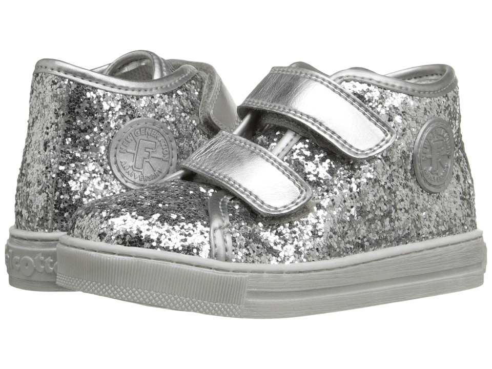 Naturino Falcotto Michael SS16 Toddler Silver Girls Shoes