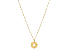 Dogeared Going Places Compass Reminder Necklace