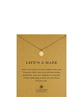 Dogeared - Life's a Maze Reminder Necklace