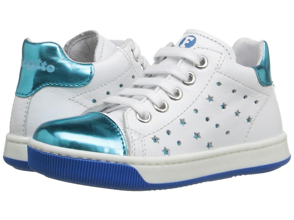 Naturino Falcotto Starlett SS16 Toddler White/Blue Girls Shoes