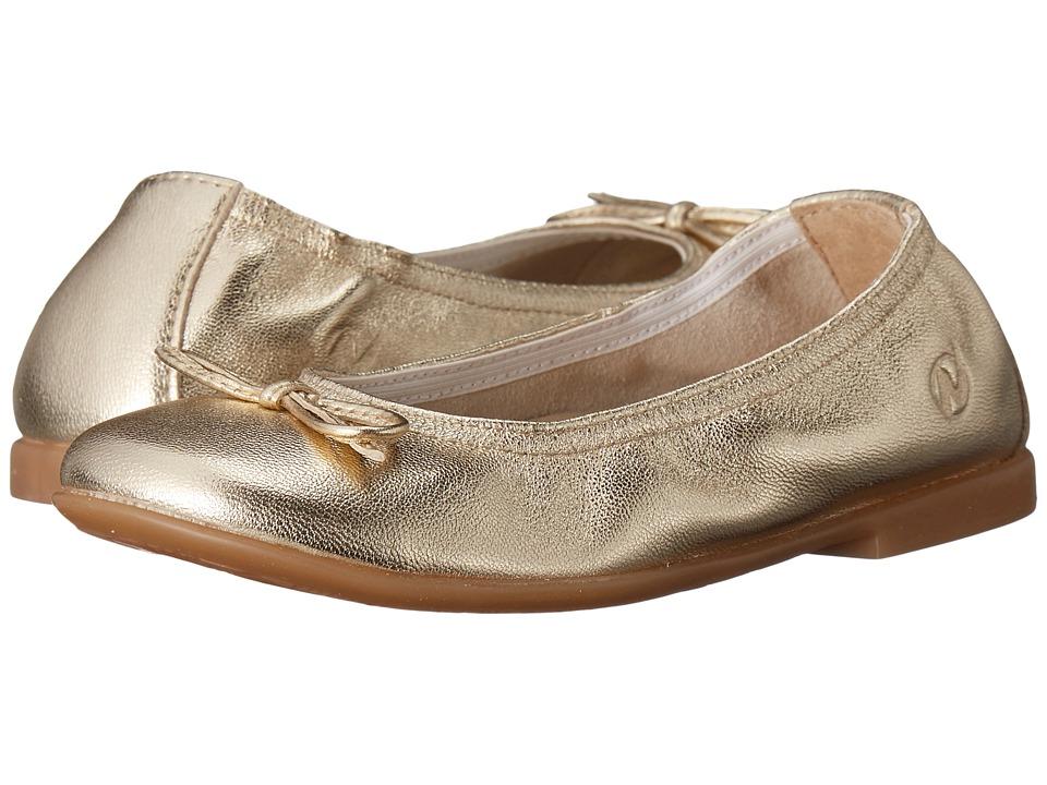 Naturino Nat. 2353 SS16 Toddler/Little Kid/Big Kid Gold Girls Shoes
