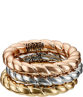 Sam Edelman - Twisted Rope Ring Set
