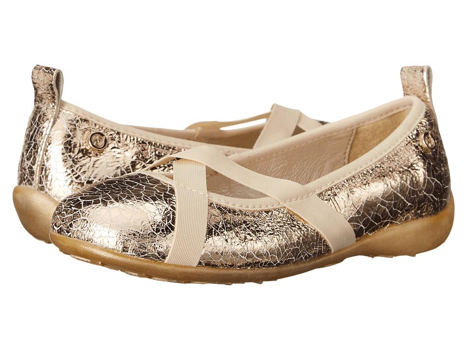 Naturino Nat. 2814 SS16 Toddler/Little Kid/Big Kid Gold Girls Shoes