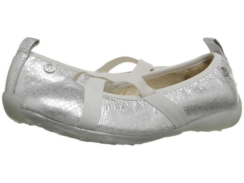 Naturino Nat. 2814 SS16 Toddler/Little Kid/Big Kid Silver Girls Shoes
