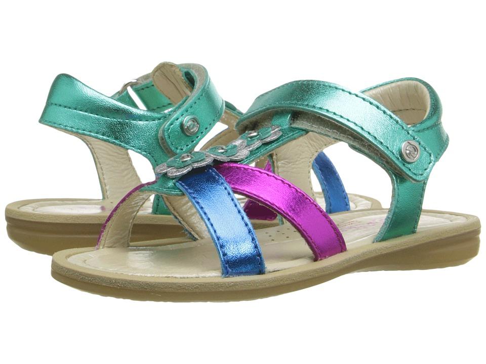 Naturino Nat. 3938 SS16 Toddler/Little Kid/Big Kid Multi Girls Shoes