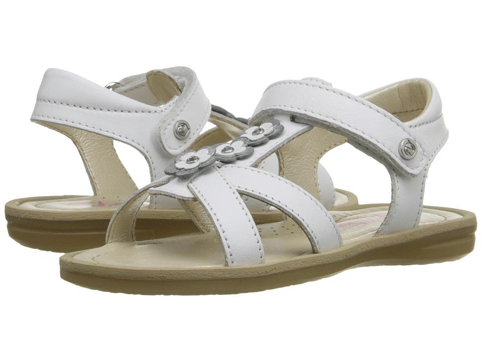 Naturino Nat. 3938 SS16 Toddler/Little Kid/Big Kid White Girls Shoes
