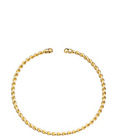 Sam Edelman - Twist Rope Collar Necklace