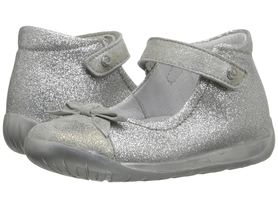 Naturino Falcotto 1456 SS16 Toddler Silver Girls Shoes