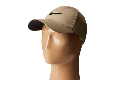 Nike Golf Legacy 91 Tech Cap - Khaki/Black