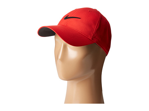 Nike Golf Legacy 91 Tech Cap - University Red/Black