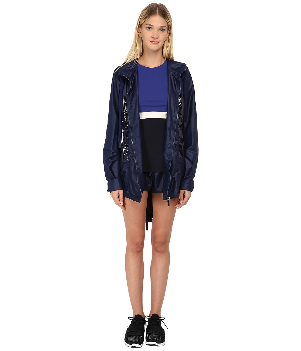 NO KAOI Wiwi Jacket Blue Womens Coat