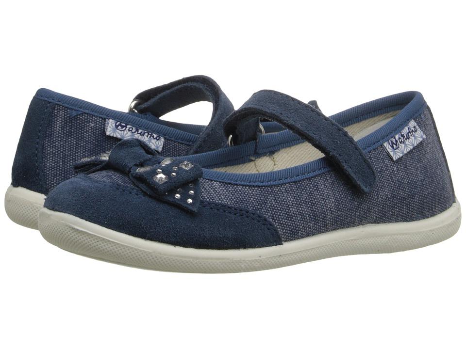 Naturino Nat. 8085 SS16 Toddler/Little Kid Blue Girls Shoes