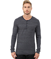 Alternative - Eco Space Dyed Thermal Frontier Henley