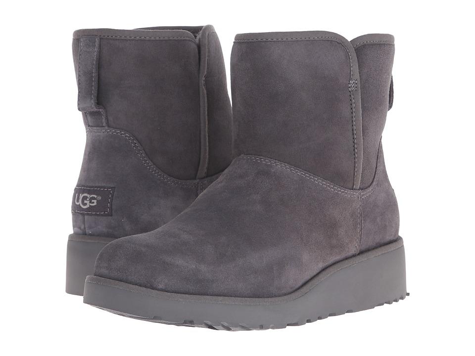 Ugg Kristin (Grey) Women's  Boots