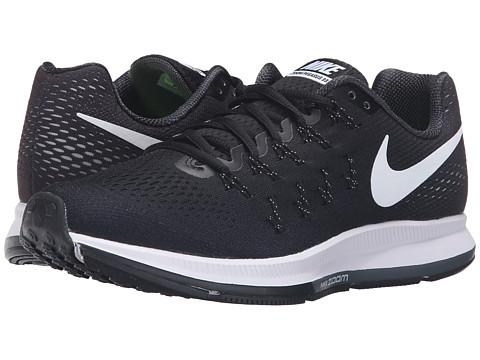 Nike Air Zoom Pegasus 33 - Black/Cool Grey/Wolf Grey/White