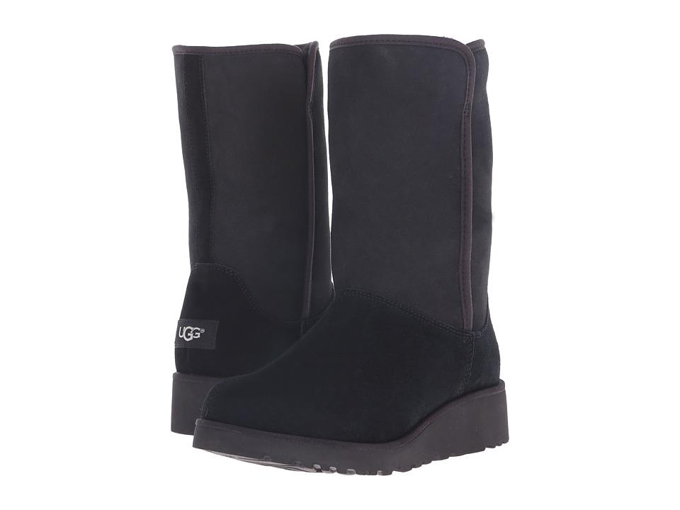 Ugg Amie (Black) Women's  Boots