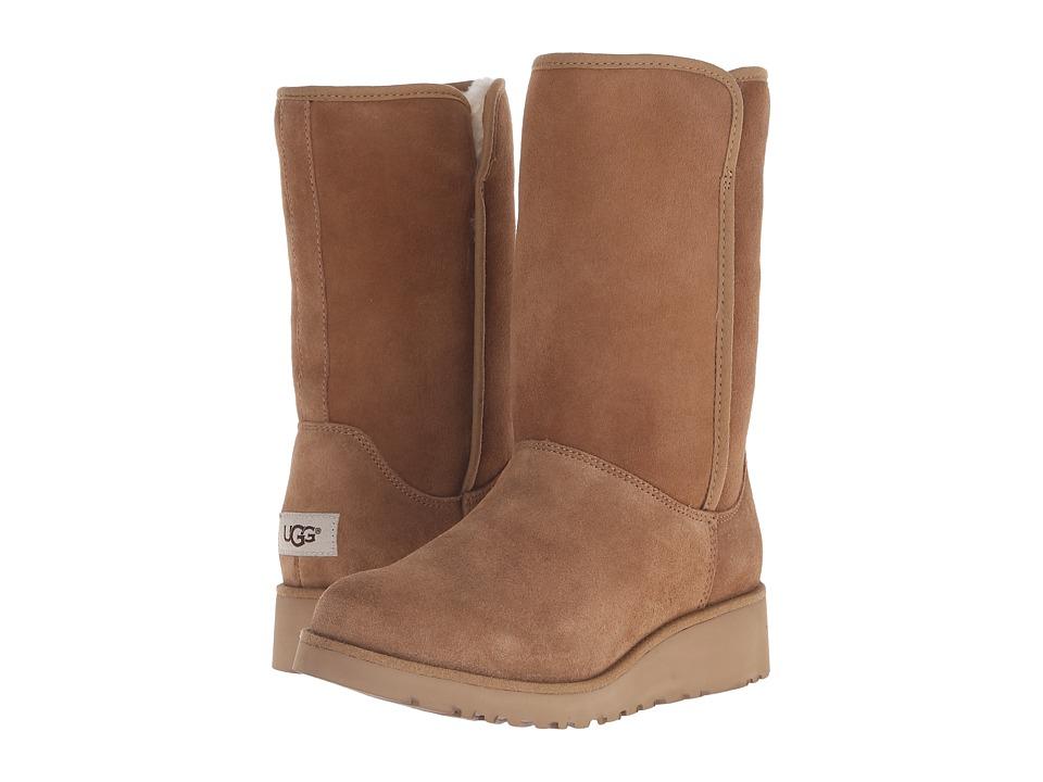 Ugg Amie (Chesnut) Women's  Boots
