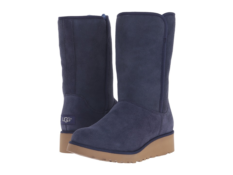 Ugg Amie (Navy) Women's  Boots