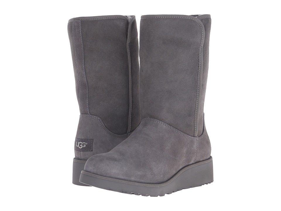 Ugg Amie (Grey) Women's  Boots