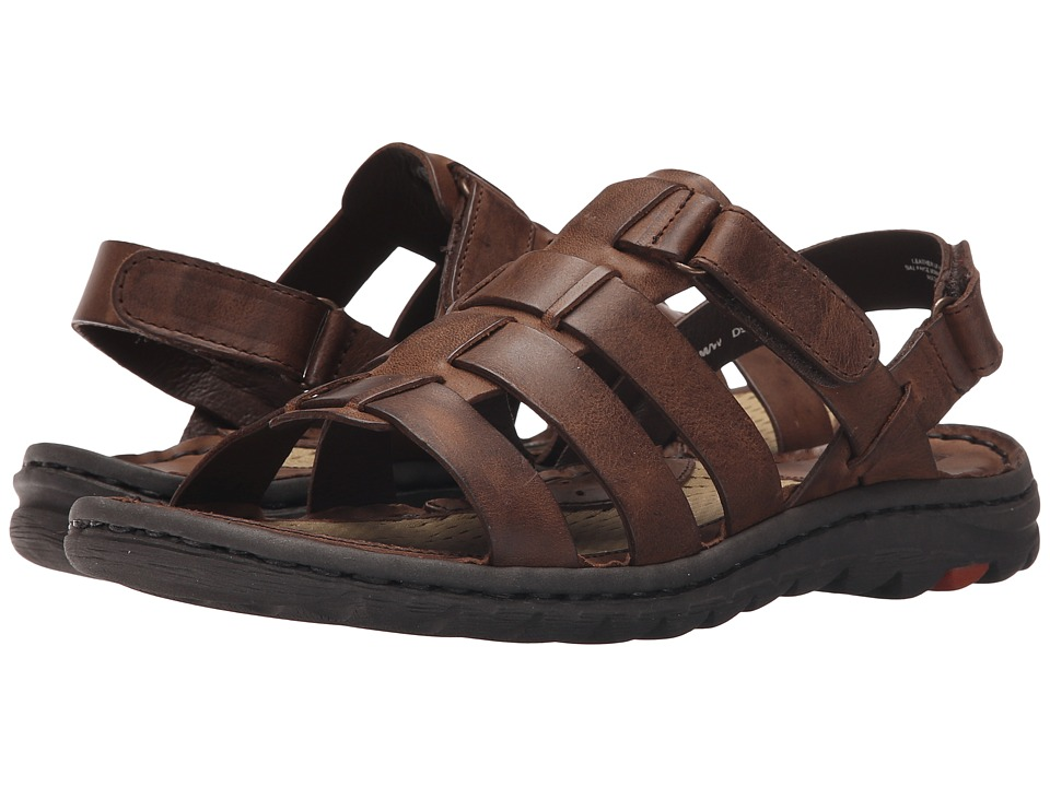 Born Florian Sunset Full Grain Leather Womens Sandals