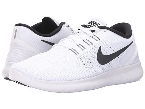 Nike Free RN - White/Black