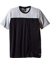 Volcom Kids - Keller Short Sleeve Crew (Big Kids)