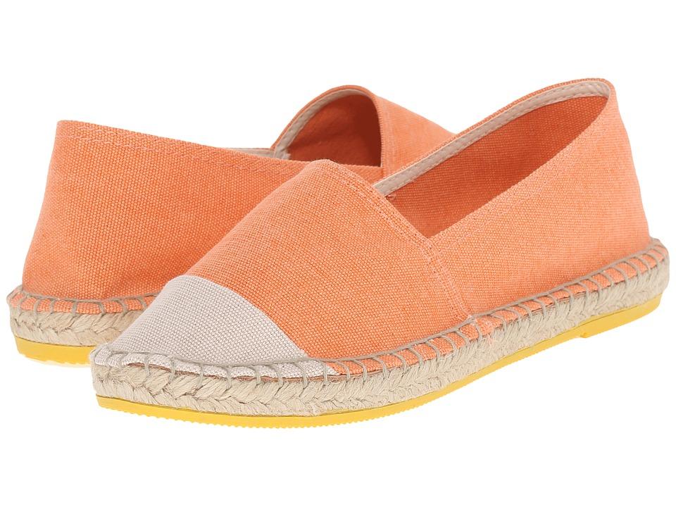 Lole Flat Sandals Mona Melon Womens Flat Shoes