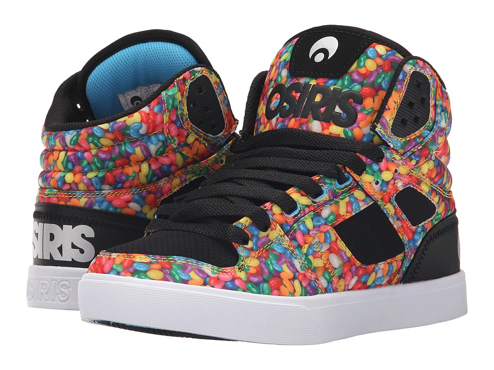 Osiris Clone Jellybeans Womens Skate Shoes