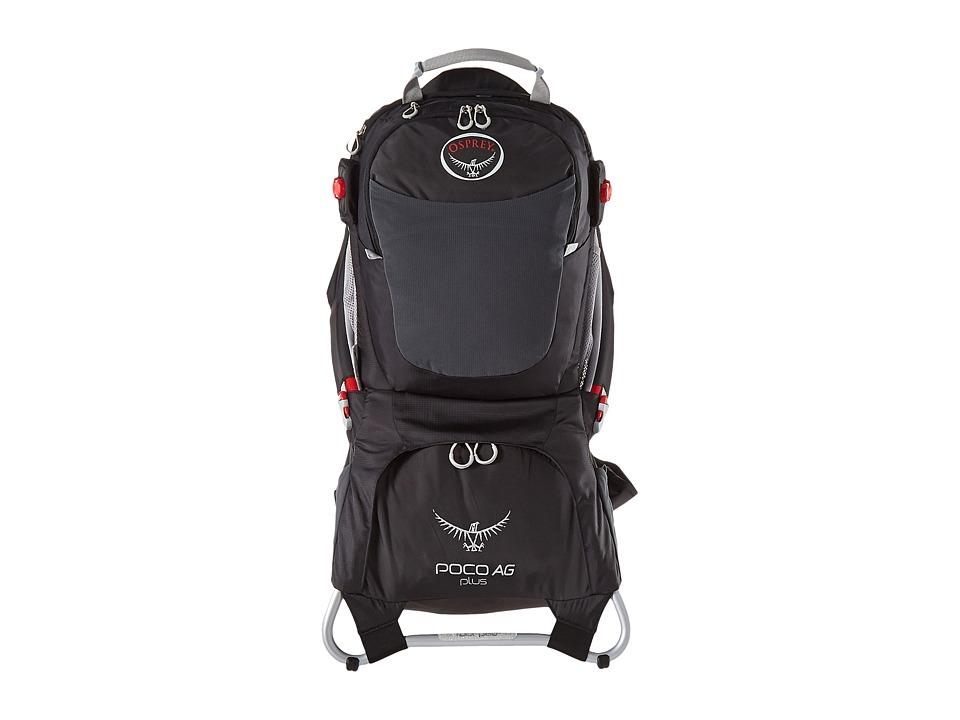 Osprey Poco AG Plus (Black) Backpack Bags