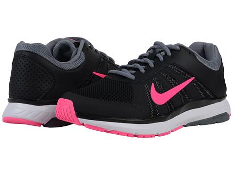 Nike Dart 12 - Black/Cool Grey/Dark Grey/Pink Blast