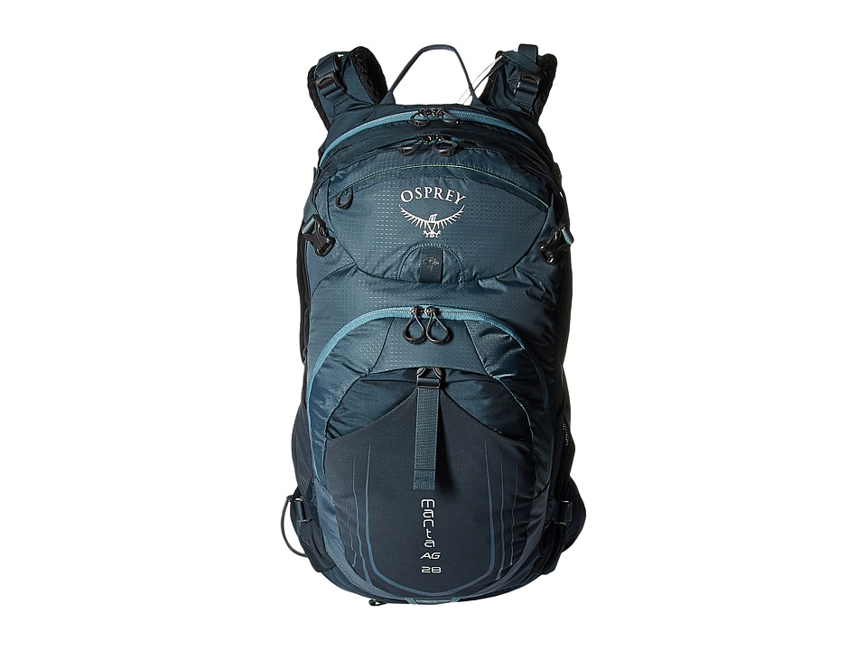 Osprey Manta AG 28 (Fossil Grey) Backpack Bags